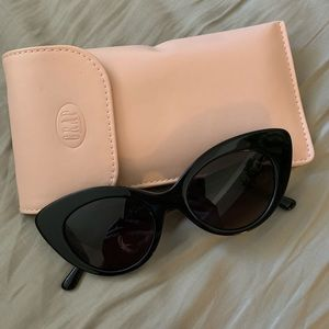 "crap eyewear ""the wild gift"" sunglasses"